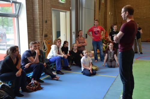 Circus: het toppunt van ervarend leren